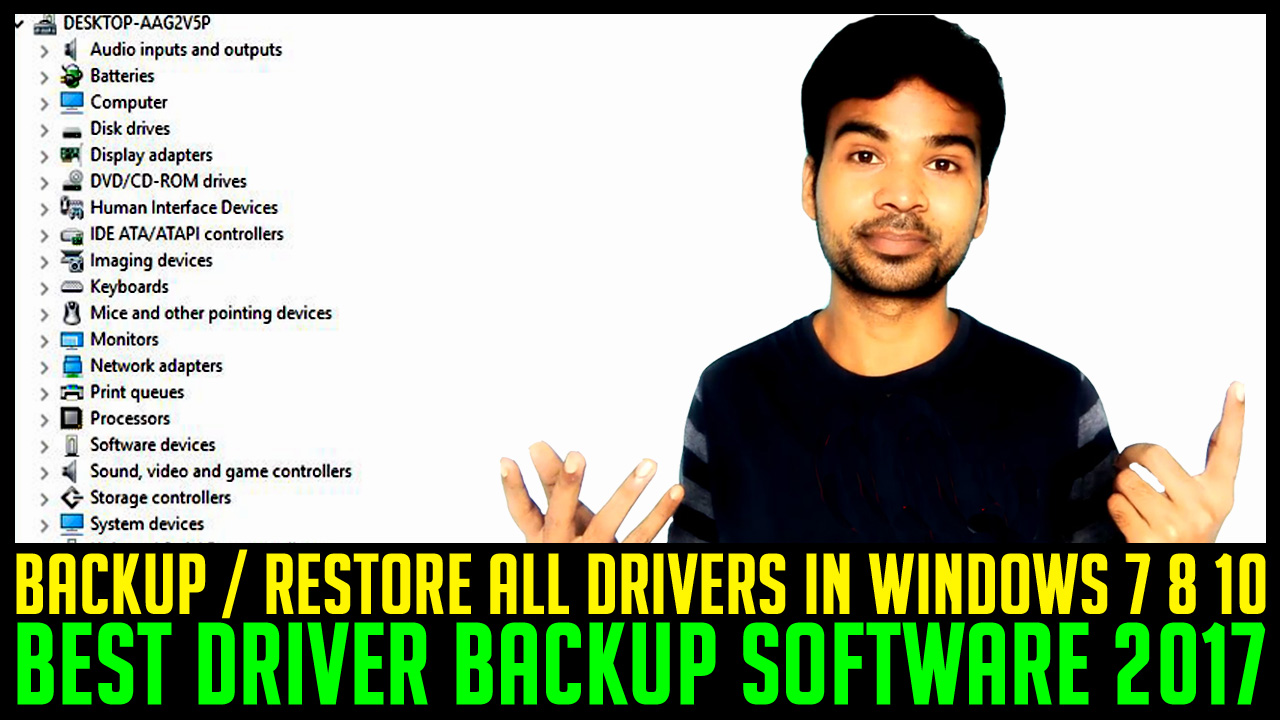 Top 5 Windows Driver Backup Software