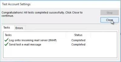 how to set gmail in outlook